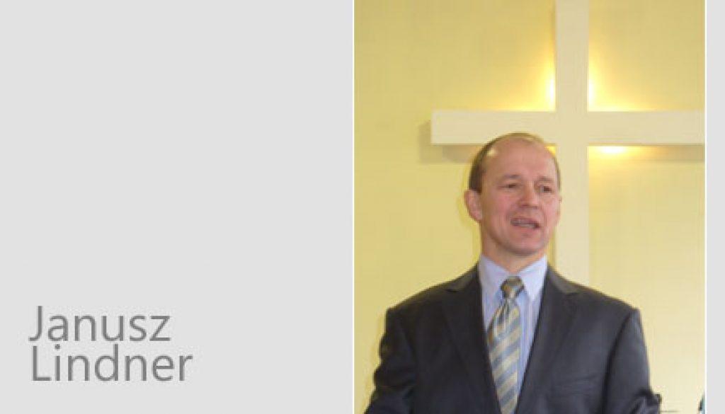 Gość- Pastor Janusz Lindner