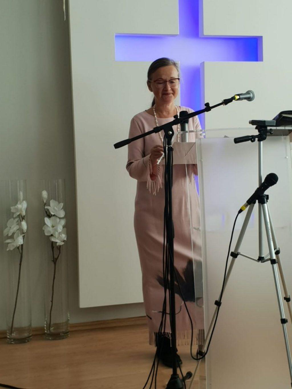 Pastor Maria Dąbrowska