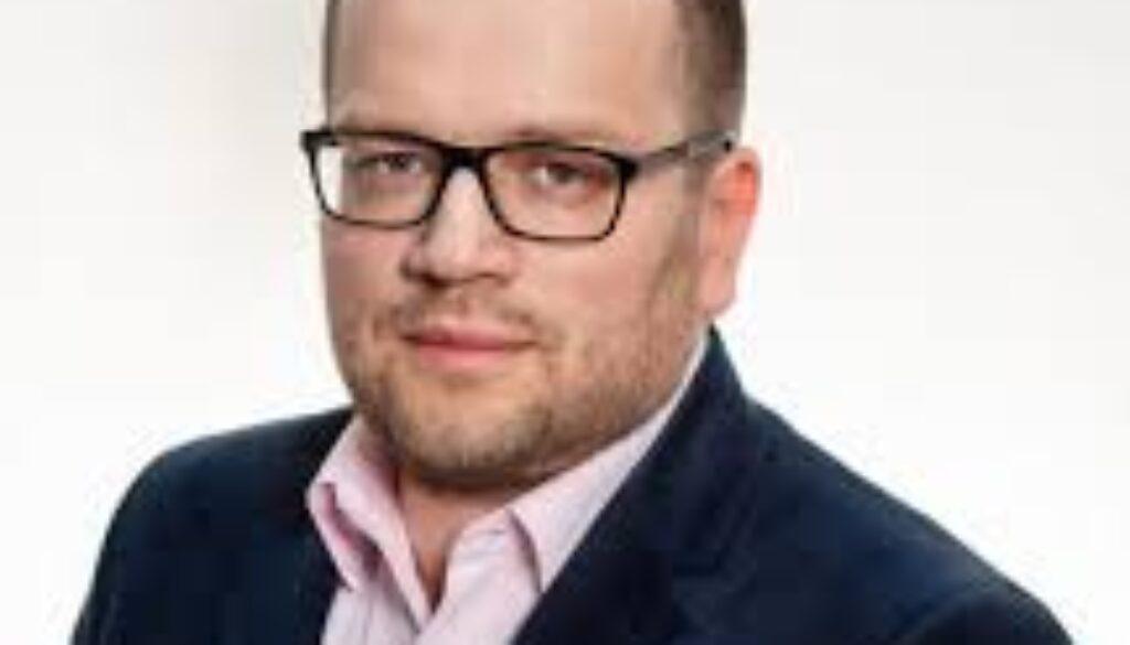 Pastor Marcin Podżorski